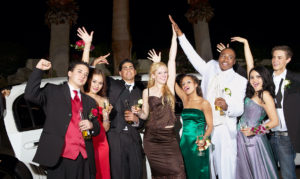 Teens on Prom Night Drinking and Driving