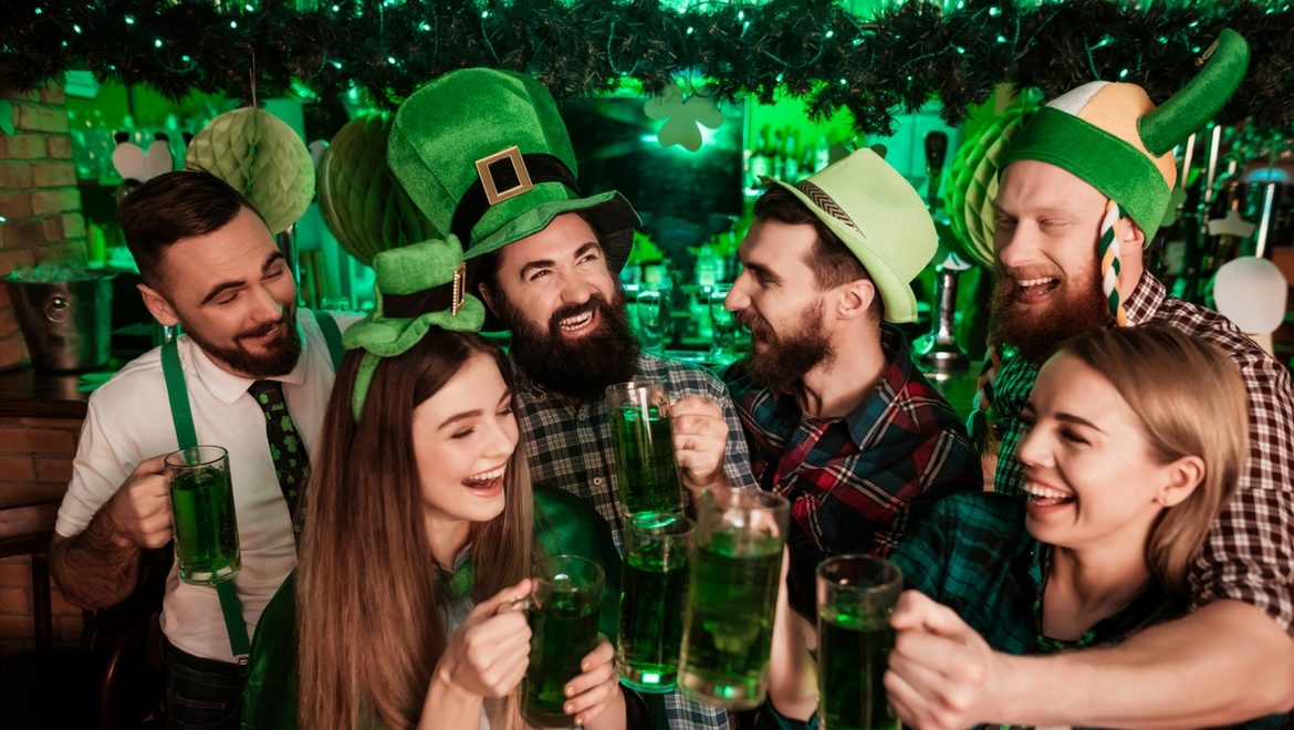 St. Patrick's Day and Drunk Driving