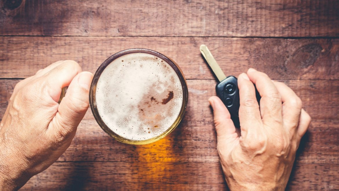 TIRF Survey Self-Reported Drunk Driving 2017