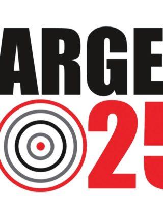 Target 25 Logo